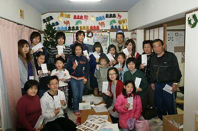 徳島県津田小学校から「香り」の贈り物