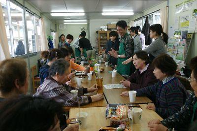 スターバックスコーヒー教室(JR南小泉仮設)