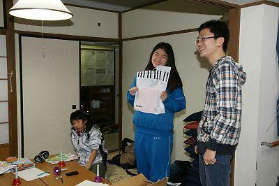 JR南小泉仮設住宅学習支援